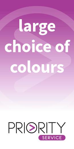 Great Colour Choices