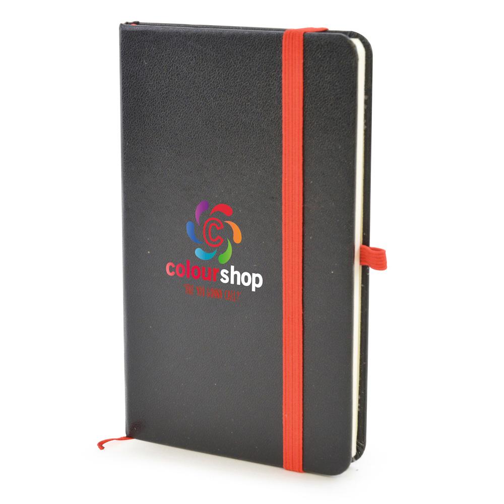 A6 Black Mole Notepad